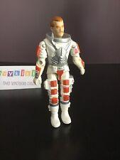 Vtg G.I. Joe Action Figure Payload 1987 S6 V1 Defiant Pilot Space Vehicle