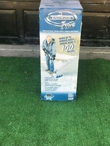 """Snow Joe Plus Electric Snow Shovel 12"""" 322P Great for Sidewalks, Porches & more"""