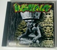 Insolence - Universal CD **RARE OOP**