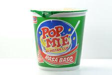 POP MIE Instant Noodle Cups - Rasa Baso Beef taste - Indomie Indonesia 3 x 75 g