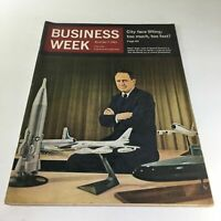 Business Week Magazine: Dec 7 1963 - Roger Lewis of General Dynamics