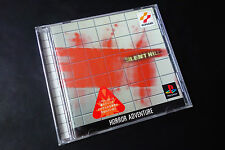 SILENT HILL Sony PS1 Playstation  JAPAN Very.Good.Condition !