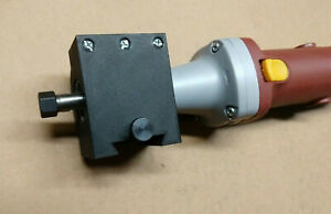 Harbor Freight Die Grinder attachment for Lathe quick change tool post AXA