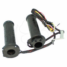 Stealth 22mm Heated Hand Grips Bar Electric Warmer Motorcycle ATV Scooter Winter