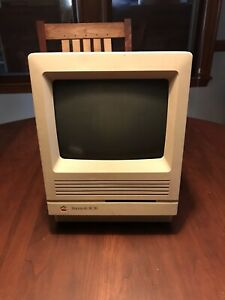 Apple Macintosh SE/30 M5119 1986. Original Owner. Excellent Condition.