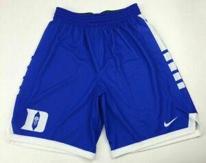 Nike Duke Elite Mesh Digital Basketball Short Men's Medium Blue $65 CI0072