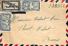 PHILATELIE ENVELOPPE VIETNAM INDOCHINE 1949