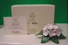LENOX MOUNTAIN LAUREL Garden Flower Figurine NEW in BOX with COA