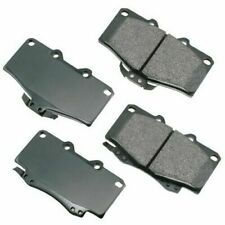 Akebono ACT436 Front Ceramic Brake Pads 54.00 free shipping