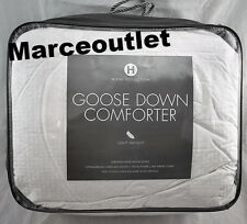 Hotel Collection European White Goose Down Comforter FULL / QUEEN Lightweight