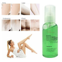 100% Natural Effective Permanent Hair Removal Spray remover Smooth Body