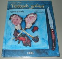 Metin Calis: Türkisch grillen Fleisch Fisch Vegetarisch Grill Buch Kochbuch Neu!