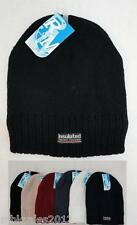 0f866f99370 Wholesale Lot 48 Thermal Insulated Solid Color Winter Knit Beanie Hats