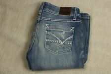 BKE Denim Women's Light Wash Stretch Stella Jeans 28 x 31