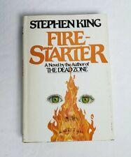 Stephen King - FIRESTARTER - Hardcover Book Dust Jacket 1980 - Viking