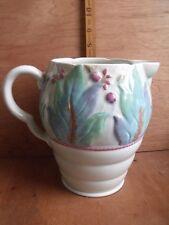 Clarice Cliff Newport Pottery Celtic Leaf & Berry Jug Shape 41a