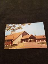 Burr Oak Lake Lodge Photo by Paul M Rowe - Old Postcard 89265-C Unused