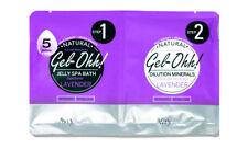 Avry Jelly Spa Pedicure Foot Bath | Lavender 30 Sets