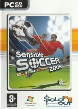 Sensible Soccer 2006 (PC)- Free Postage