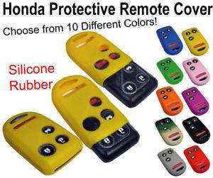 Honda Goldwing GL 1800 key fob rubber remote cover 2012-2017 clicker gel skin