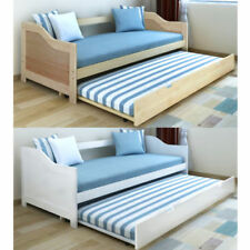 Wooden Day Bed Beds with Mattresses