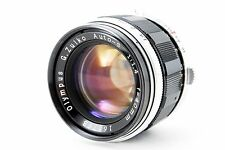 Excellent+ Olympus G.Zuiko Auto-S 40mm F1.4 Lens PEN F FT From Japan