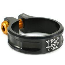 KCNC SC11  Seat Post Clamp 7075 Alloy , 36.9mm , Black