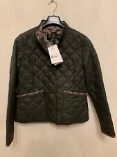 Barbour Women's Liberty Evelyn Quilted Jacket UK12 Olive, New With Tags RRP £139