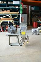 BIF Hypalon Diaphragm Pump 1/3HP 120VAC 316SS Wetted Parts 26GPH 1721-22-4516