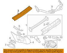 NISSAN OEM 85071-EA000 05-13 Xterra Rear Bumper Step Cover 85071EA000