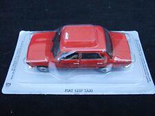 Legendary Cars FIAT 125 P Taxy  1:43 Die Cast  [MV37-3]