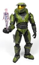 Halo Anniversary Master Chief (Combat Evolved) w/ Cortana | Action Figure