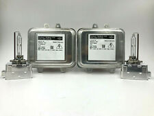 2x New OEM 11-13 Buick Regal Xenon HID Headlight Ballast & D1S Bulb pn 13278005