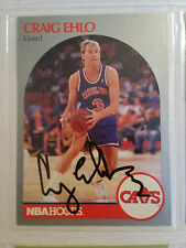 Craig Ehlo signed autographed AUTO 1990-91 Hoops card #74 CLEVELAND CAVS