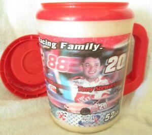 NASCAR - CIRCLE K 52oz. INSULATED MUG - 2000 - STEWART - JERRETT - LABONYE