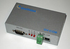 GeoVision GV-COM PTZ Controller, USB to RS-232 / RS-485 Data Interface Converter