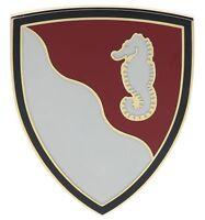 Army 36th Engineers Brigade Combat Beret Badge 2 inch Hat Pin H40138D174