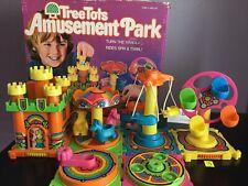Vtg Kenner Tree Tots Amusement Park 1976 With Box No Figures #3