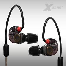 In Ear Headset IEM Performance Xears® passt f.Iphone,Sony Z Ser.,Samsung Android