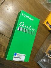 Fuji Velvia Classic 50ASA 4x5 sheetfilm Quickload (18Sheets)