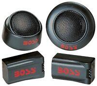 Boss Audio TW15B *TW15* 250W Micro-Dome Tweeter w/X-Over