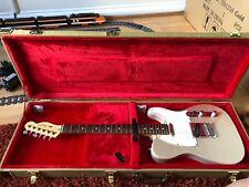 Fender USA Telecaster 2008 silver
