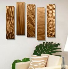AWESOME COPPER WALL SCULPTURES Contemporary Metal Wall Art  By Artist Jon Allen