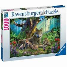 Ravensburger, Wolves In The Forest Jigsaw