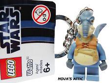 STAR WARS LEGO WATTO  KEYCHAIN  KEYRING NEW