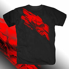 Hells Angels Support 81  1% World Eightyone Big Red Machine AC/AB MC S-XXXL