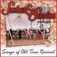 NVision Entertainment : Sawdust & Salvation: Songs of Old Time 1 CD