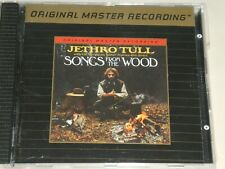 JETHRO TULL - Songs From The Wood - MFSL. Gold CD.
