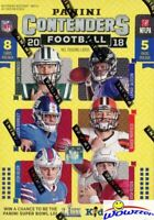 2018 Panini Contenders Football Factory Sealed Blaster Box-AUTOGRAPH/MEMORABILIA