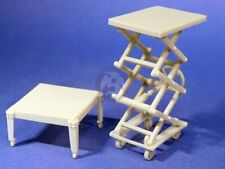 Resicast 1/35 Elevating Lift Table and Steel Tables Workshop / Warehouse 352413